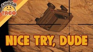 What A Wild Ride   ChocoTaco PUBG Gameplay