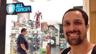 Conheça A Allcenter - Loja De Figuras De Ação Em São José Dos Campos (SP)
