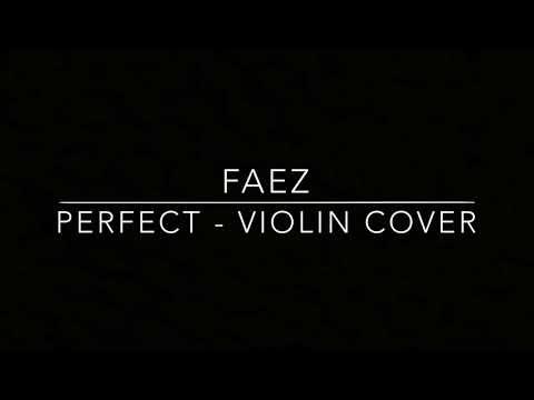 Ed Sheeran - Perfect - Violin Cover