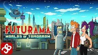 Futurama: Worlds of Tomorrow - iOS/Android - Gameplay Video