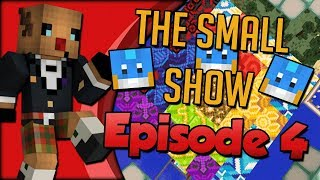 [Minecraft Gameshow] The Small Show [4] - Sumotori Sky Battle!