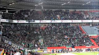preview picture of video '[HD] - SK Rapid Wien bei Bayer Leverkusen 08.11.2012 Europa League!!!'