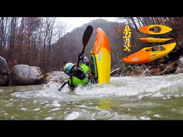 Jackson Kayak's Antix Walkthrough