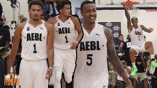 Trae Young & John Collins PUT ON A SHOW at AEBL Pro-Am!! Trae EMBARASSING Defenders & John DROPS 42