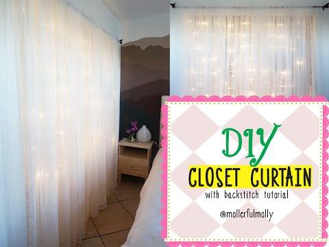 Κάλυψε τις ντουλάπες σου με κουρτίνες που λαμπιρίζουν! thumbnail
