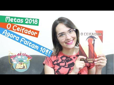 O Ceifador - Metas de Leituras 2018