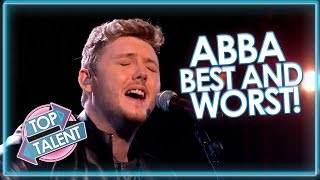 ABBA - Best and Worst! Got Talent, X Factor and Idols | Top Talent