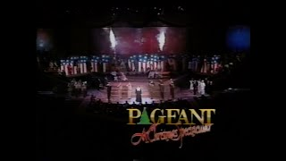 Houston's First Baptist Church - Pageant: A Christmas Spectacular - And The Angels Sang - Act 1