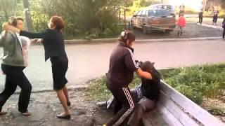 Russian drunken-brawl\русские пьяницы-драка
