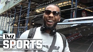 Josh Norman to Dez Bryant  Forget the Beef, Let's Team Up! | TMZ Sports