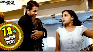 Ishq Movie ||  Nitin & Nithya Menen Back To Back Love Scenes Part - 01 || Nitin, Nithya Menen