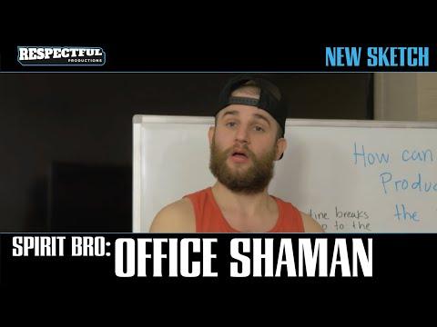 Spirit Bro: Office Shaman
