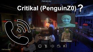 Prank Calls with Critikal (penguinZ0) ? - Comedy Night