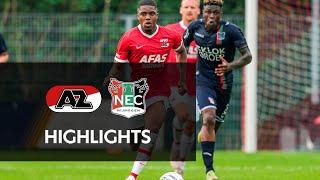 Goals AZ - NEC | Friendly