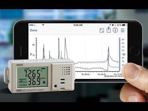 TruTech Tools Presents: The HOBO MX-1101 Bluetooth Datalogger