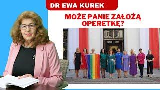 Dr Ewa Kurek o zachowaniu Lewicy na zaprzysiężeniu Prezydenta