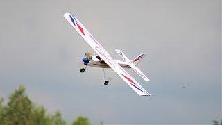 How to make a Airplane - Engine Airplane