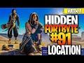WEEK 4 SECRET FORTBYTE LOCATION GUIDE! - Fortnite Find The Secret Fortbyte In Loading Screen 4