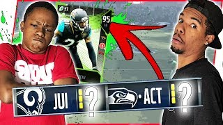 BRAND NEW WEAPONS FOR TRENT! CAN HE BOUNCE BACK?! - MUT Wars Season 2 Ep.31