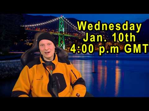 live English lesson Wednesday, January 10th @ 4 p.m. GMT
