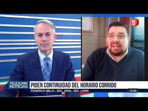 PLANTEAN HORARIO CORRIDO PARA COMERCIOS