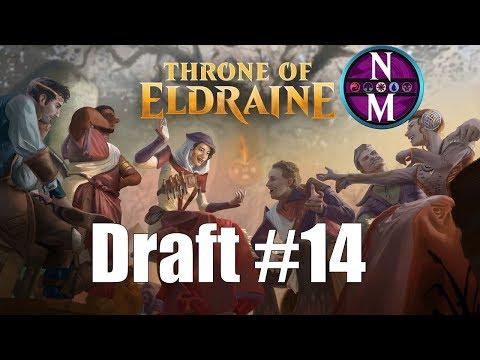 Throne of Eldraine Draft #14 | MTG Arena Ranked Draft