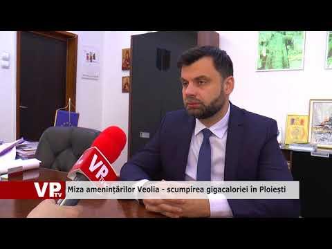 Miza amenințărilor Veolia – scumpirea gigacaloriei în Ploiești