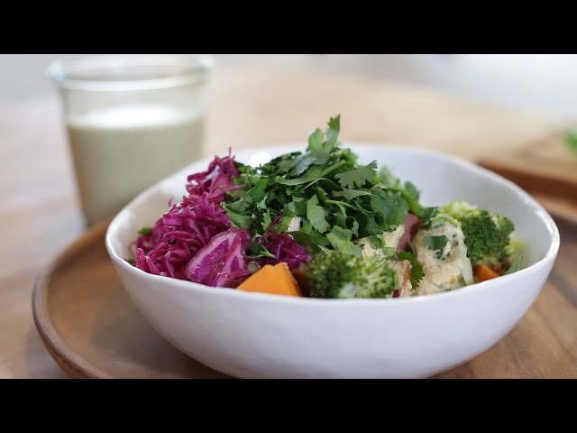 Whole Grain Abundance Bowl – Nutrition for Performance & Recovery
