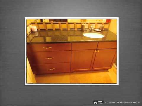 Calgary Bathroom Renovations By Walker Industries