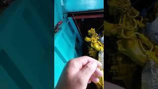 4DR5 engine 4D30 trans. Surplus japan w/papers