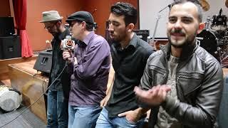 """Entrevista con """"Jazz quartet"""" en la 5ta Diverciudad Sonora"""