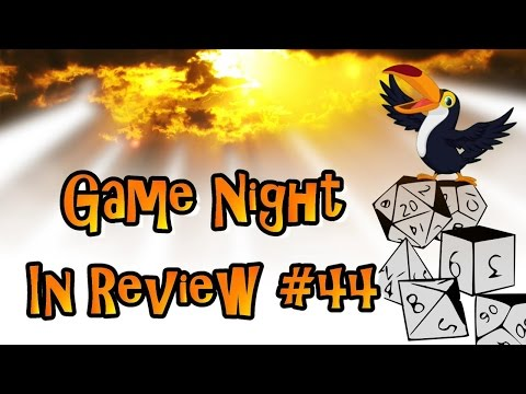 Game Night in review - #44 - Tatsu 1st impressions