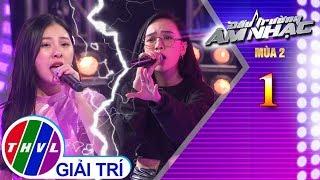 THVL | Đấu trường âm nhạc Mùa 2: Tập 1[3]: Đừng nói xa nhau - Trần Hòa, Yến Nhi