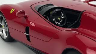 Looksmart Ferrari Monza SP1