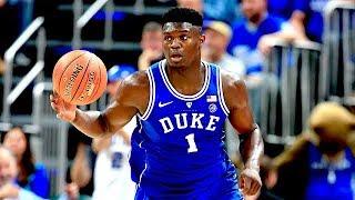 Kevin Garnett Is HIGHLY Impressed by Duke's Zion Williamson  | The Rich Eisen Show | 11/13/18