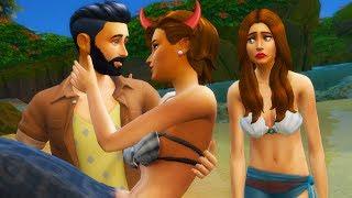 The Hated Mermaid Twin: A Twins Revenge   A Sad Sims 4 Story