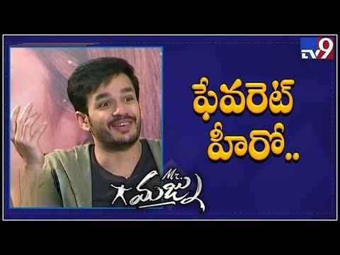 My favorite actor is Mahesh Babu : Nidhhi Agerwal - TV9