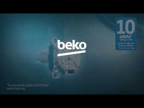 Beko Built In Washer Dryer Fully WDIC752300F2 - Fully Integrated Video 1