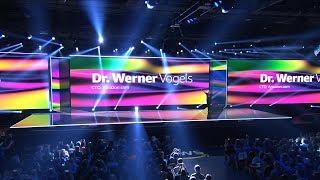 AWS re:Invent 2019 - Keynote with Dr. Werner Vogels