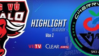 PVB vs CR_Highlight [VCS Mùa Xuân 2019][15.03.2019][Ván 1