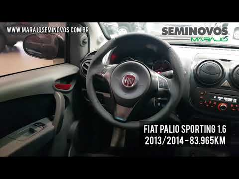 video carousel item Fiat Palio Sporting 1.6