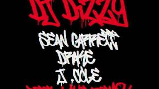 Sean Garrett Ft Drake & J.Cole - Feel Love (DJ Dizzy Remix) [DIRTY]