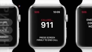 Попав в аварию, Кейси Беннетт сумел позвать на помощь, использовав «умные» часы Apple.