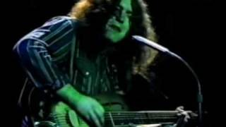 Rory Gallagher Too Much Alcohol