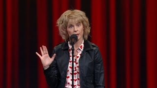 Maria Bamford Performs Stand-Up