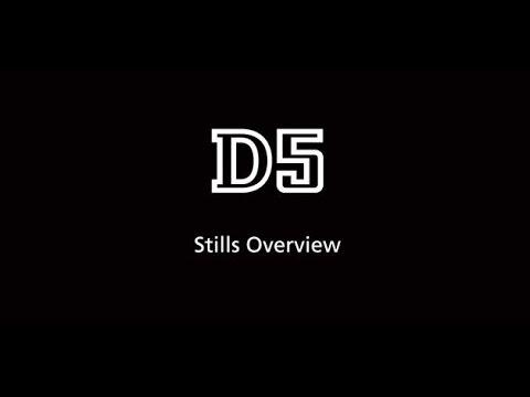 Introducing the new Nikon D5