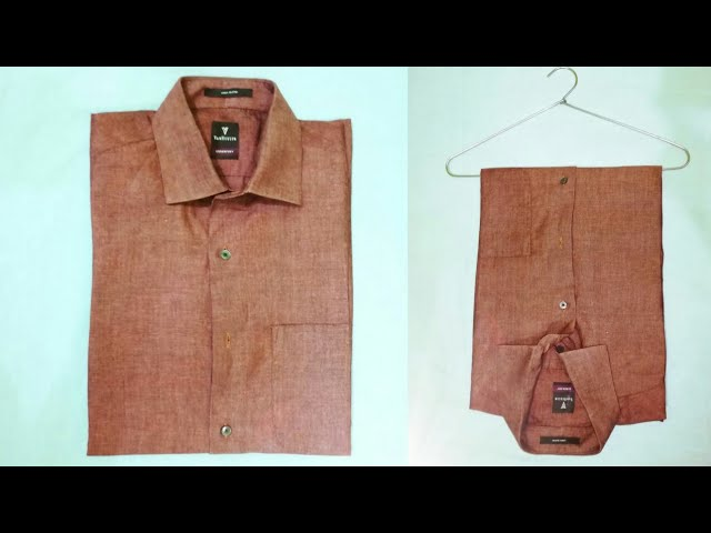 How to iron a shirt step-by-step guide | Anupama Jha