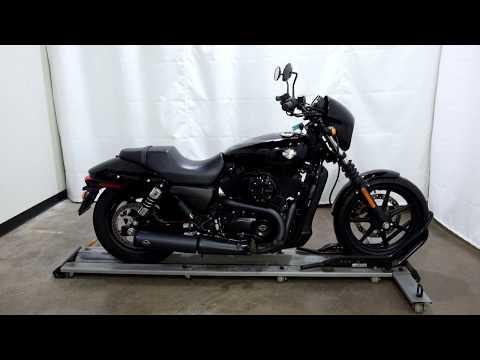 2016 Harley-Davidson Street® 500 in Eden Prairie, Minnesota - Video 1