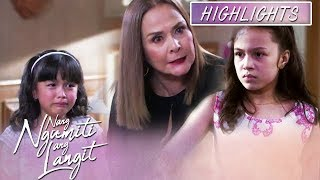 Divina catches Amber and Britney fighting | Nang Ngumiti Ang Langit (With Eng Subs)