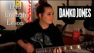 Had Enough - Danko Jones complete guitar lesson   Metal Talk